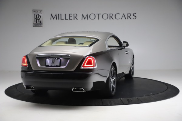 Used 2015 Rolls-Royce Wraith for sale $199,900 at Bentley Greenwich in Greenwich CT 06830 9