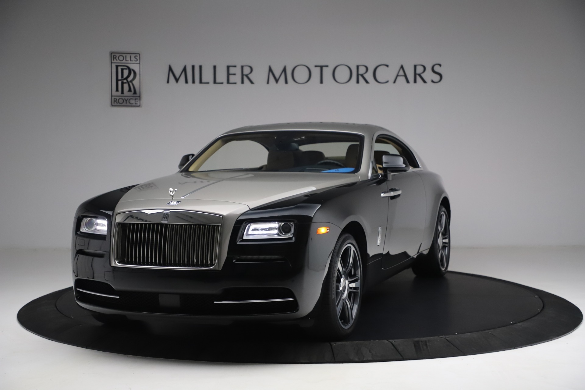 Used 2015 Rolls-Royce Wraith for sale $199,900 at Bentley Greenwich in Greenwich CT 06830 1