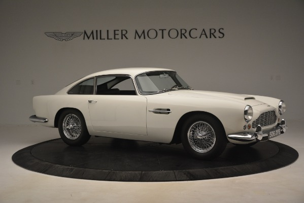 Used 1961 Aston Martin DB4 Series IV Coupe for sale Sold at Bentley Greenwich in Greenwich CT 06830 10