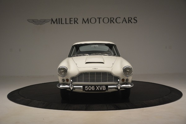Used 1961 Aston Martin DB4 Series IV Coupe for sale $625,900 at Bentley Greenwich in Greenwich CT 06830 12