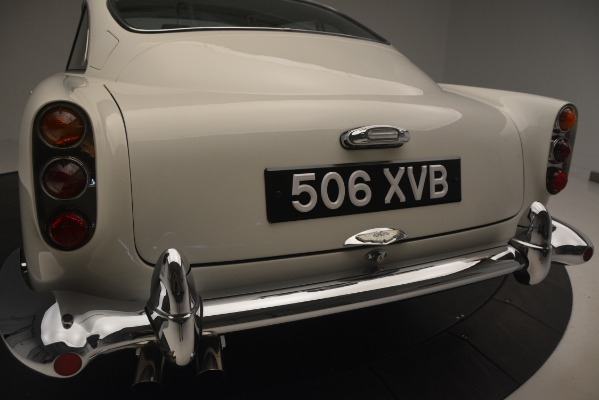 Used 1961 Aston Martin DB4 Series IV Coupe for sale Sold at Bentley Greenwich in Greenwich CT 06830 15