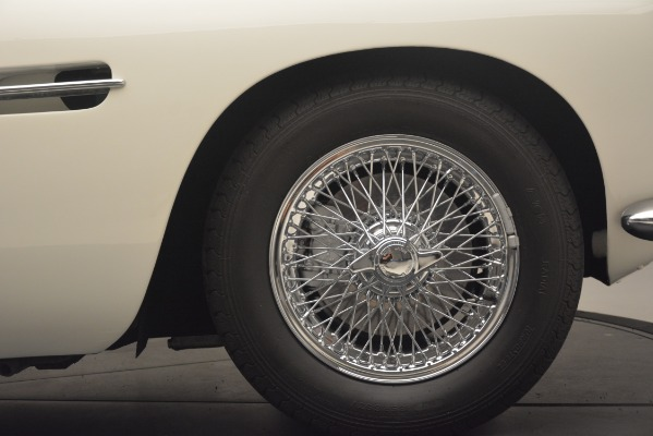 Used 1961 Aston Martin DB4 Series IV Coupe for sale $625,900 at Bentley Greenwich in Greenwich CT 06830 16