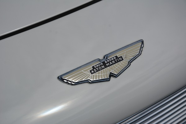 Used 1961 Aston Martin DB4 Series IV Coupe for sale Sold at Bentley Greenwich in Greenwich CT 06830 18