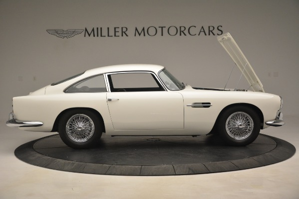 Used 1961 Aston Martin DB4 Series IV Coupe for sale $625,900 at Bentley Greenwich in Greenwich CT 06830 19