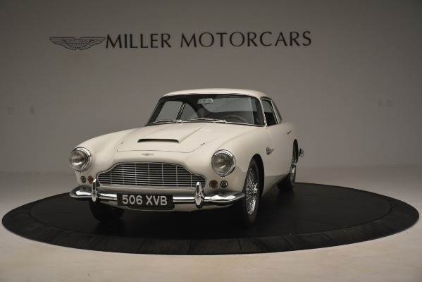 Used 1961 Aston Martin DB4 Series IV Coupe for sale $625,900 at Bentley Greenwich in Greenwich CT 06830 2