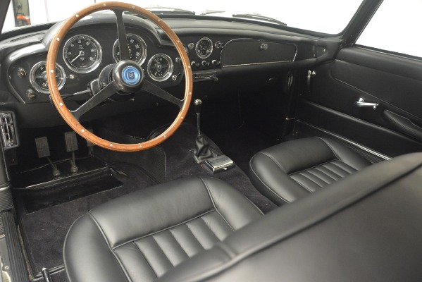 Used 1961 Aston Martin DB4 Series IV Coupe for sale $625,900 at Bentley Greenwich in Greenwich CT 06830 21