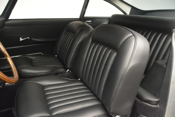 Used 1961 Aston Martin DB4 Series IV Coupe for sale Sold at Bentley Greenwich in Greenwich CT 06830 22