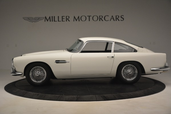 Used 1961 Aston Martin DB4 Series IV Coupe for sale $625,900 at Bentley Greenwich in Greenwich CT 06830 3