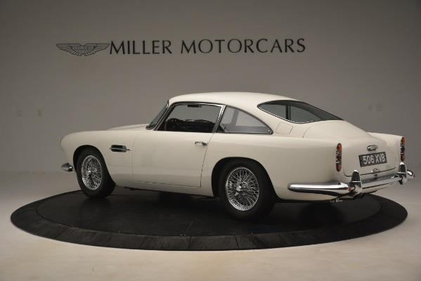 Used 1961 Aston Martin DB4 Series IV Coupe for sale $625,900 at Bentley Greenwich in Greenwich CT 06830 4
