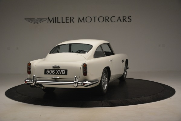 Used 1961 Aston Martin DB4 Series IV Coupe for sale Sold at Bentley Greenwich in Greenwich CT 06830 7