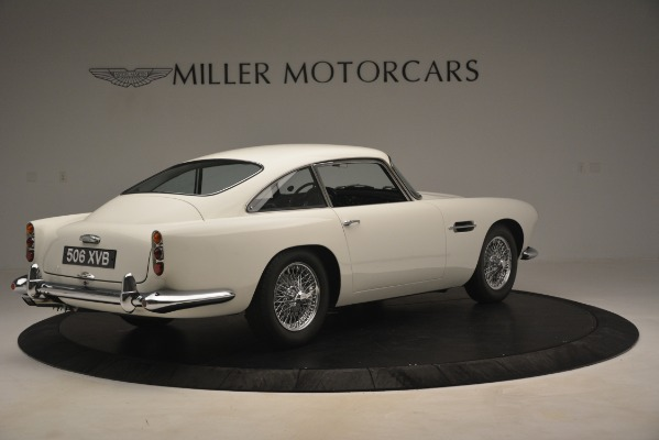 Used 1961 Aston Martin DB4 Series IV Coupe for sale $625,900 at Bentley Greenwich in Greenwich CT 06830 8