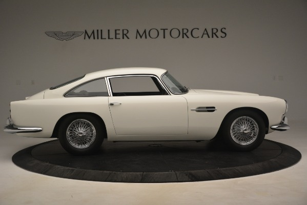 Used 1961 Aston Martin DB4 Series IV Coupe for sale $625,900 at Bentley Greenwich in Greenwich CT 06830 9