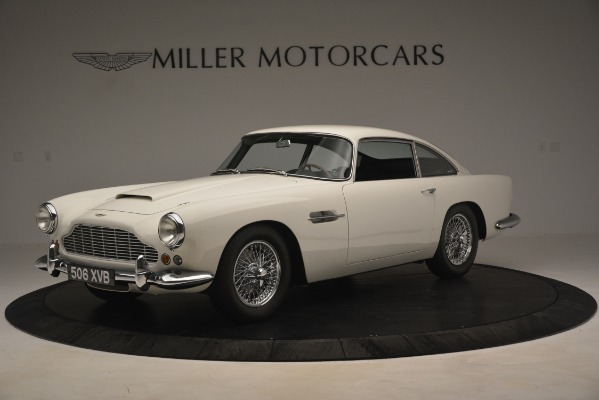 Used 1961 Aston Martin DB4 Series IV Coupe for sale $625,900 at Bentley Greenwich in Greenwich CT 06830 1