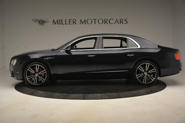 Used 2017 Bentley Flying Spur V8 S for sale Sold at Bentley Greenwich in Greenwich CT 06830 3