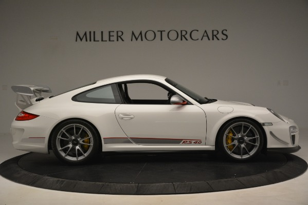 Used 2011 Porsche 911 GT3 RS 4.0 for sale Sold at Bentley Greenwich in Greenwich CT 06830 10