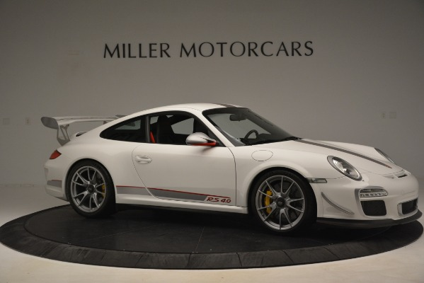 Used 2011 Porsche 911 GT3 RS 4.0 for sale Sold at Bentley Greenwich in Greenwich CT 06830 11