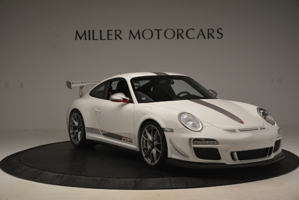 Used 2011 Porsche 911 GT3 RS 4.0 for sale Sold at Bentley Greenwich in Greenwich CT 06830 12