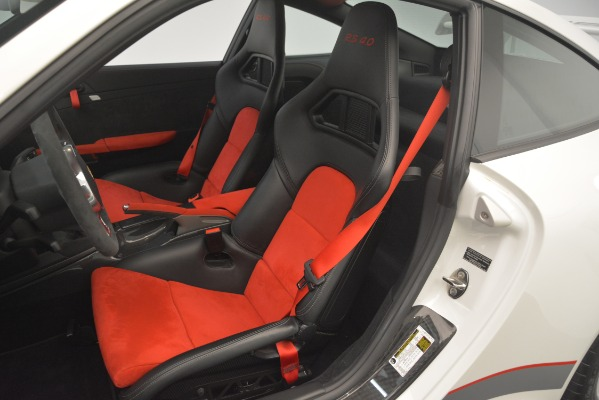 Used 2011 Porsche 911 GT3 RS 4.0 for sale Sold at Bentley Greenwich in Greenwich CT 06830 15