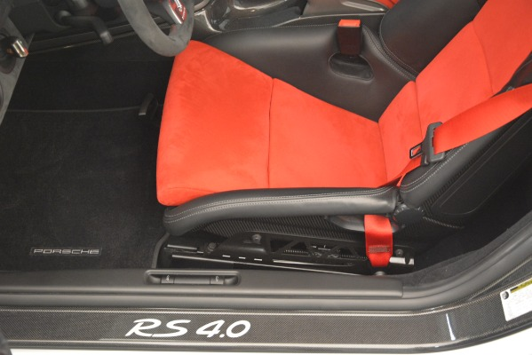 Used 2011 Porsche 911 GT3 RS 4.0 for sale Sold at Bentley Greenwich in Greenwich CT 06830 16