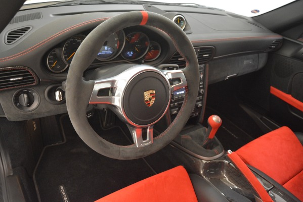 Used 2011 Porsche 911 GT3 RS 4.0 for sale Sold at Bentley Greenwich in Greenwich CT 06830 17