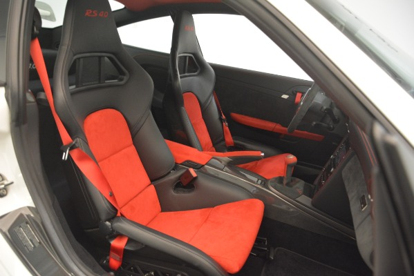 Used 2011 Porsche 911 GT3 RS 4.0 for sale Sold at Bentley Greenwich in Greenwich CT 06830 19