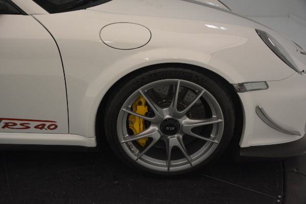 Used 2011 Porsche 911 GT3 RS 4.0 for sale Sold at Bentley Greenwich in Greenwich CT 06830 25