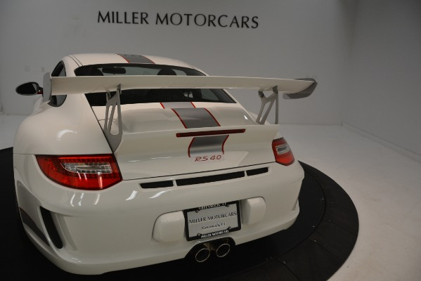 Used 2011 Porsche 911 GT3 RS 4.0 for sale Sold at Bentley Greenwich in Greenwich CT 06830 26