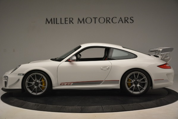 Used 2011 Porsche 911 GT3 RS 4.0 for sale Sold at Bentley Greenwich in Greenwich CT 06830 3