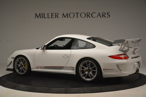 Used 2011 Porsche 911 GT3 RS 4.0 for sale Sold at Bentley Greenwich in Greenwich CT 06830 4