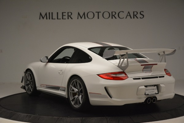 Used 2011 Porsche 911 GT3 RS 4.0 for sale Sold at Bentley Greenwich in Greenwich CT 06830 5