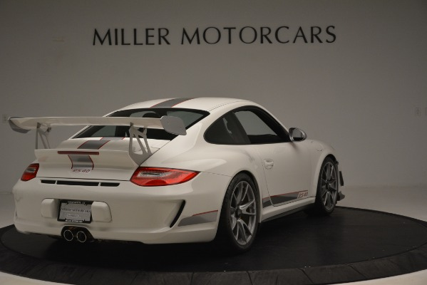 Used 2011 Porsche 911 GT3 RS 4.0 for sale Sold at Bentley Greenwich in Greenwich CT 06830 8