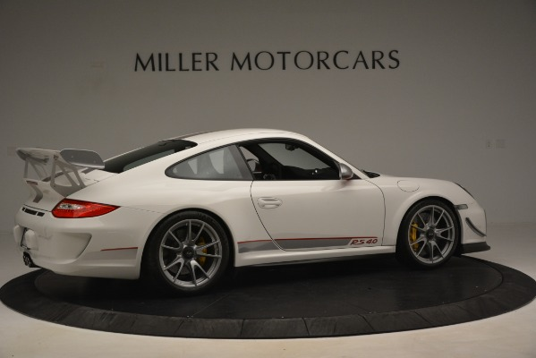 Used 2011 Porsche 911 GT3 RS 4.0 for sale Sold at Bentley Greenwich in Greenwich CT 06830 9