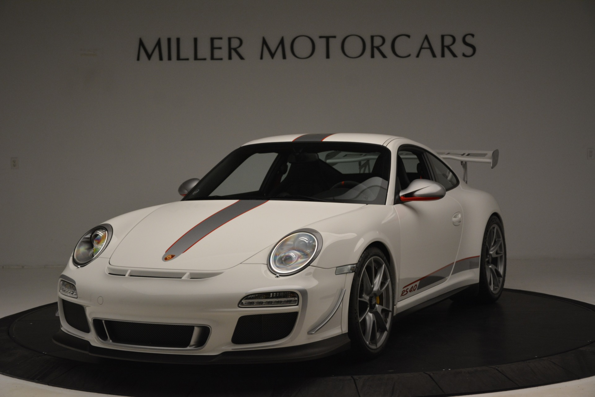 Used 2011 Porsche 911 GT3 RS 4.0 for sale Sold at Bentley Greenwich in Greenwich CT 06830 1