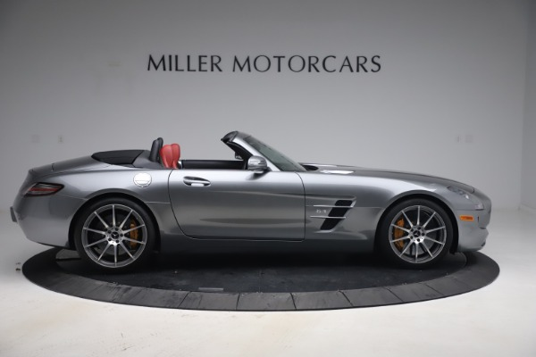 Used 2012 Mercedes-Benz SLS AMG for sale Sold at Bentley Greenwich in Greenwich CT 06830 13