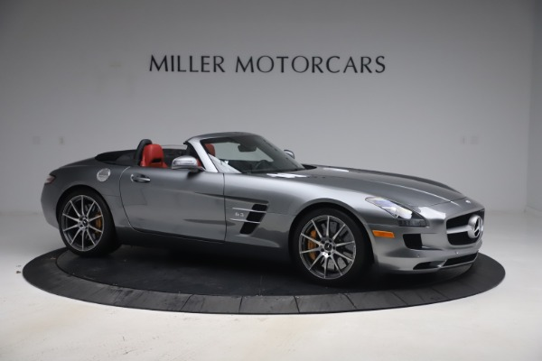 Used 2012 Mercedes-Benz SLS AMG for sale Sold at Bentley Greenwich in Greenwich CT 06830 15