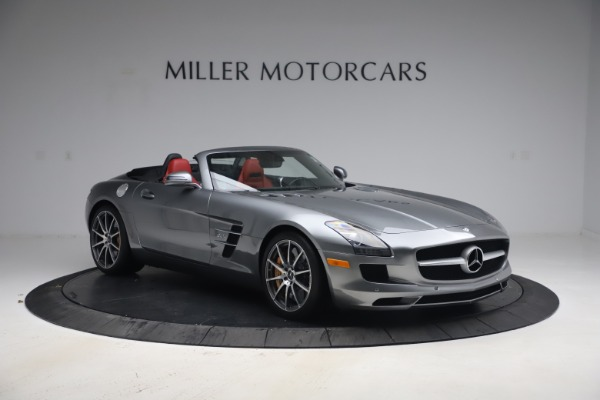 Used 2012 Mercedes-Benz SLS AMG for sale Sold at Bentley Greenwich in Greenwich CT 06830 16