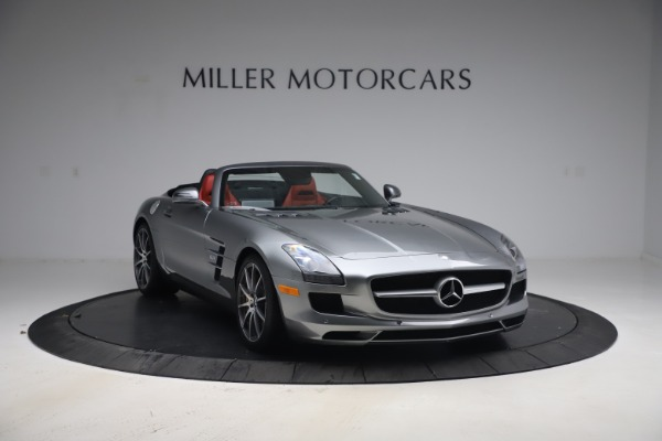 Used 2012 Mercedes-Benz SLS AMG for sale Sold at Bentley Greenwich in Greenwich CT 06830 17