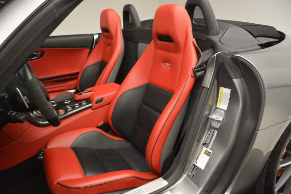Used 2012 Mercedes-Benz SLS AMG for sale Sold at Bentley Greenwich in Greenwich CT 06830 21