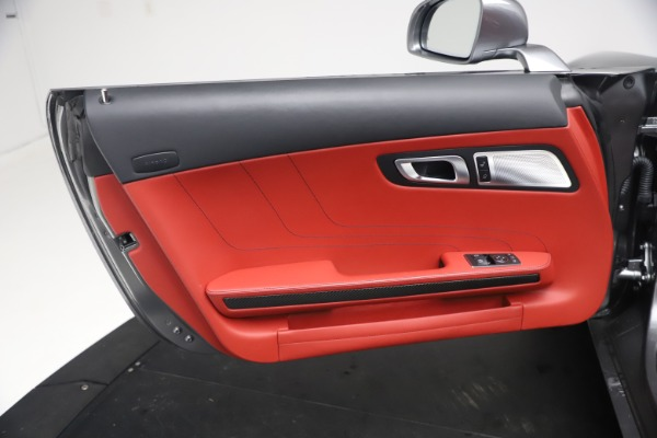 Used 2012 Mercedes-Benz SLS AMG for sale Sold at Bentley Greenwich in Greenwich CT 06830 25
