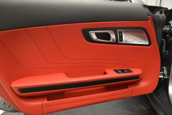 Used 2012 Mercedes-Benz SLS AMG for sale Sold at Bentley Greenwich in Greenwich CT 06830 26