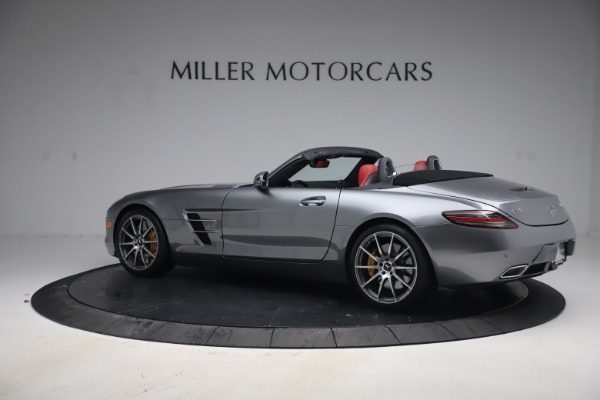 Used 2012 Mercedes-Benz SLS AMG for sale Sold at Bentley Greenwich in Greenwich CT 06830 5