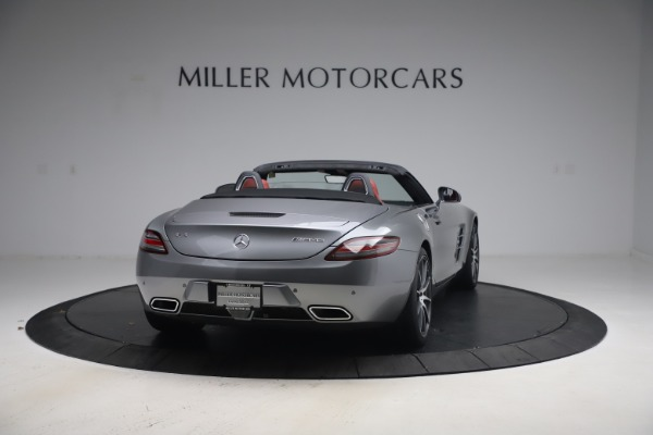 Used 2012 Mercedes-Benz SLS AMG for sale Sold at Bentley Greenwich in Greenwich CT 06830 9