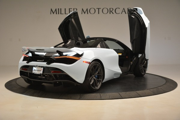 New 2020 McLaren 720S Spider for sale Sold at Bentley Greenwich in Greenwich CT 06830 13