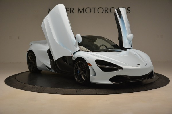 New 2020 McLaren 720S Spider for sale Sold at Bentley Greenwich in Greenwich CT 06830 14