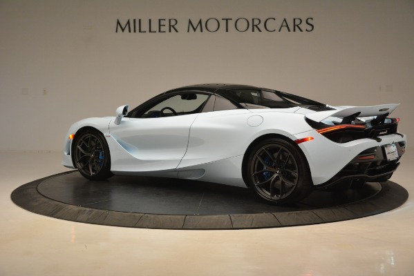 New 2020 McLaren 720S Spider for sale Sold at Bentley Greenwich in Greenwich CT 06830 19