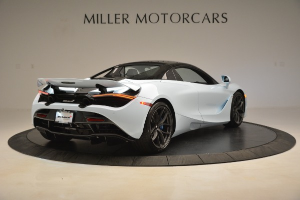 New 2020 McLaren 720S Spider for sale Sold at Bentley Greenwich in Greenwich CT 06830 21