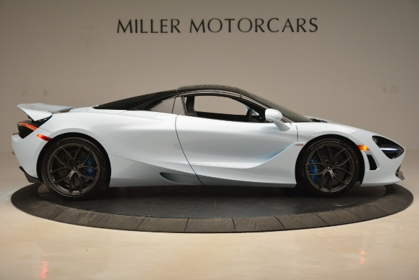 New 2020 McLaren 720S Spider for sale Sold at Bentley Greenwich in Greenwich CT 06830 22