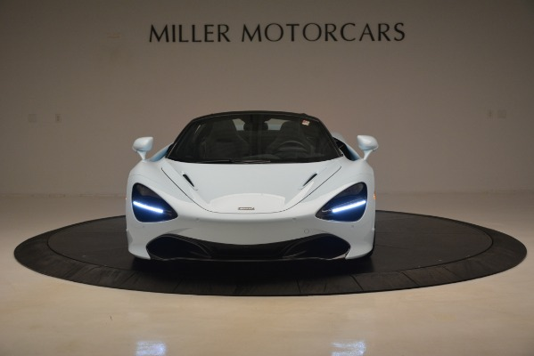 New 2020 McLaren 720S Spider for sale Sold at Bentley Greenwich in Greenwich CT 06830 8