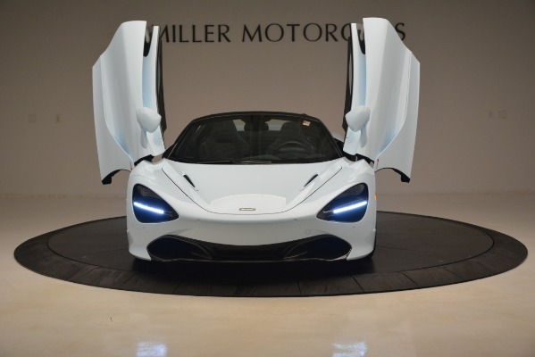 New 2020 McLaren 720S Spider for sale Sold at Bentley Greenwich in Greenwich CT 06830 9