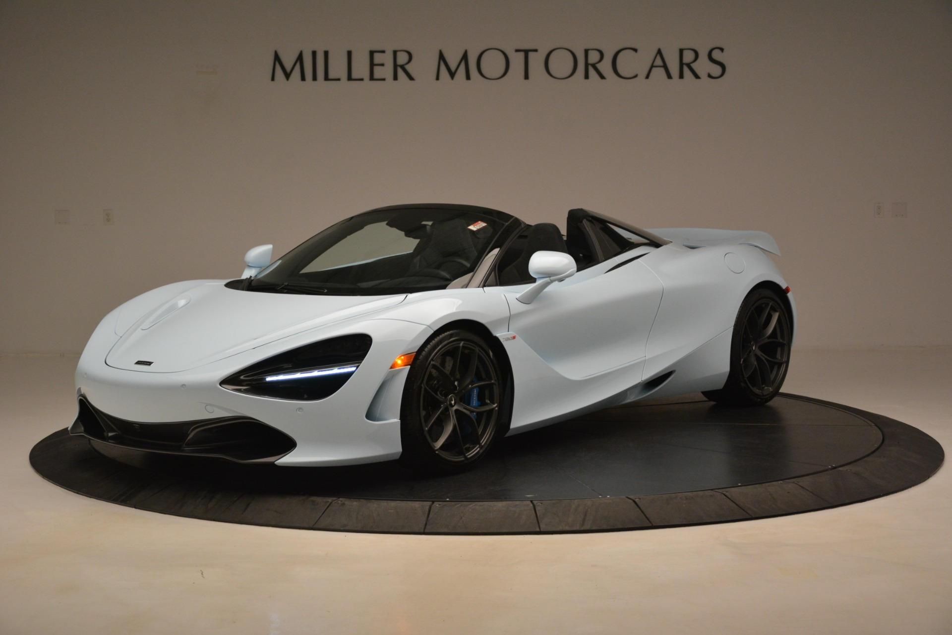 New 2020 McLaren 720S Spider for sale Sold at Bentley Greenwich in Greenwich CT 06830 1